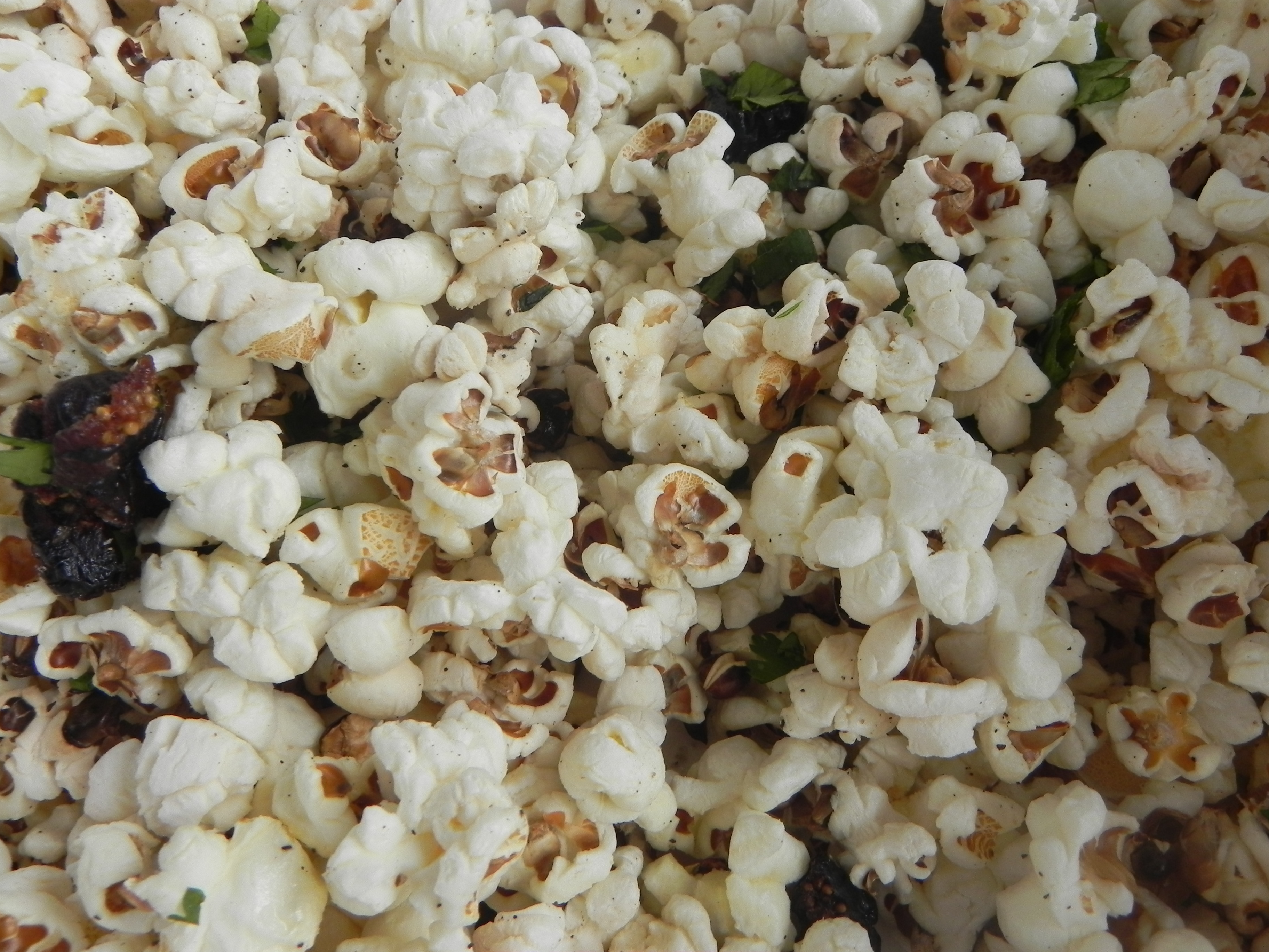 Truffled Popcorn Recipes — Dishmaps
