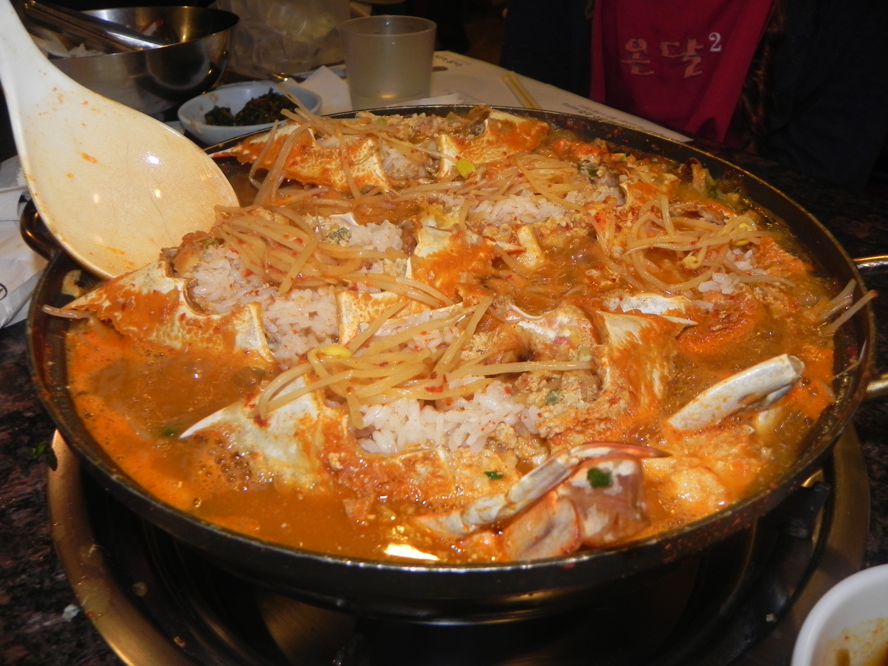 The Korean Spicy Crab Soup Place That You Probably Don't Know About ...