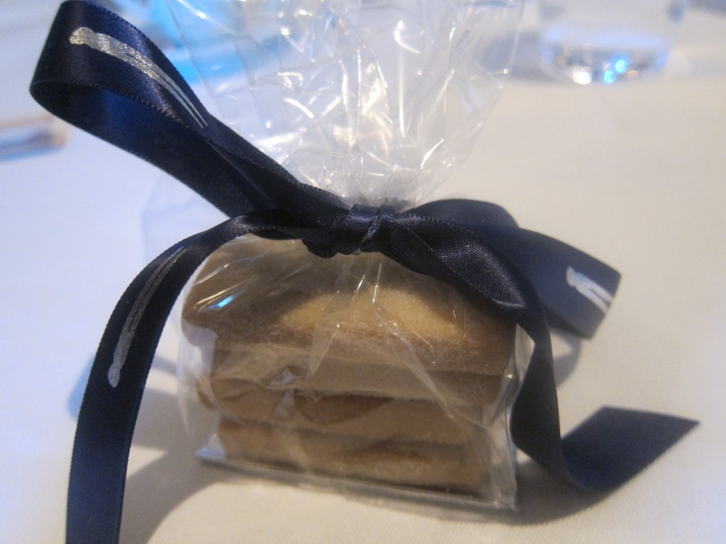 A gift of Shortbread Cookies to take home