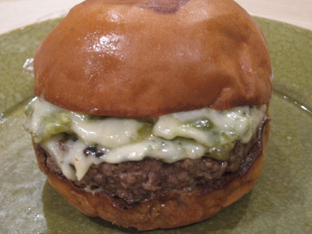 The Hatch Burger