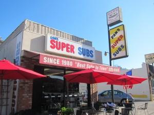 Restaurants Near West Hollywood Open Sesame
