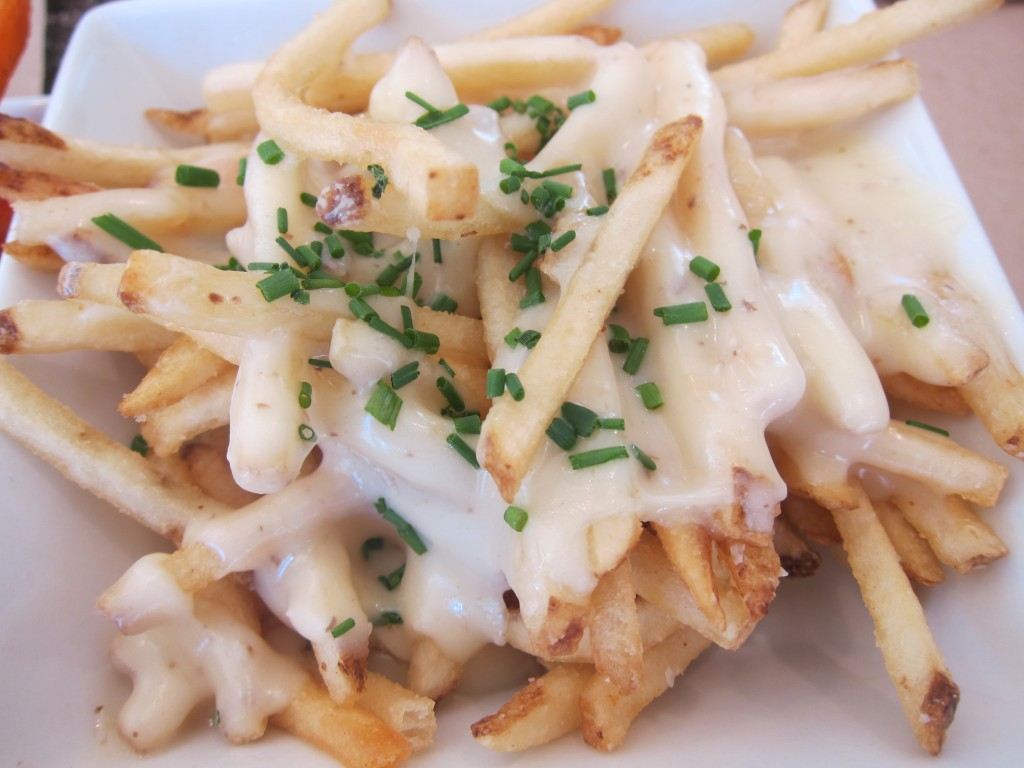 Truffle Cheese Fries from the secret menu