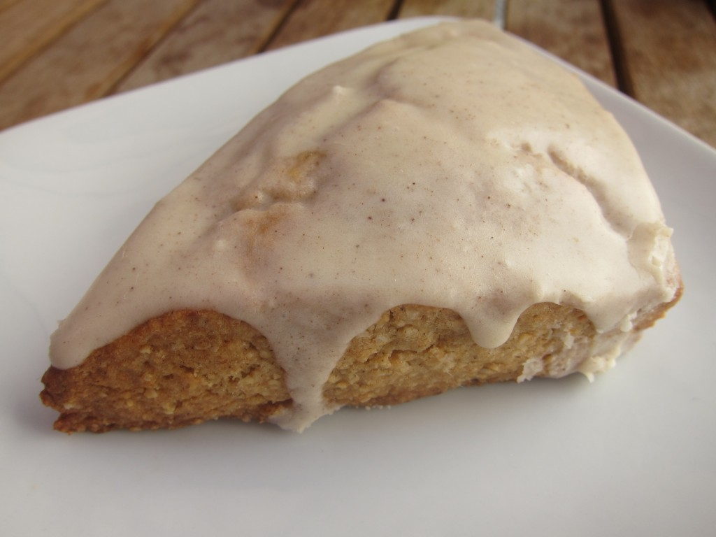 Oatmeal Brown Butter Scone from Sycamore Kitchen in Mid-City