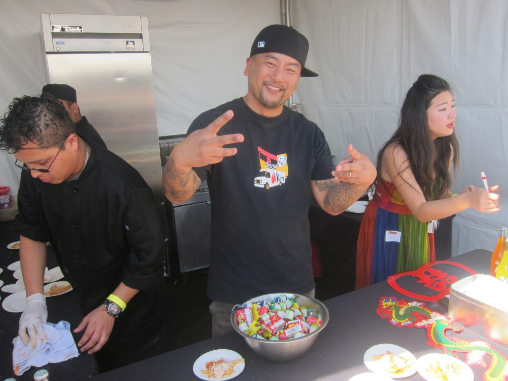 My hero Roy Choi announces the opening later this year of Chego, his gourmet rice bowl restaurant, in Chinatown