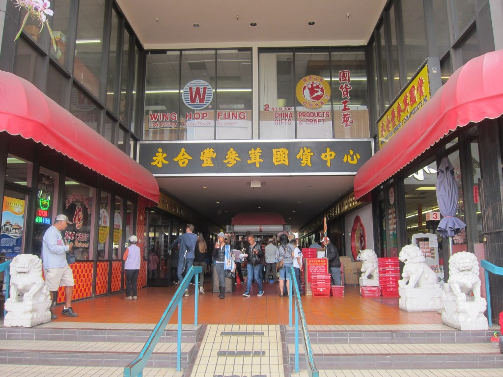 Chinatown's Far East Plaza, the new home of Chego