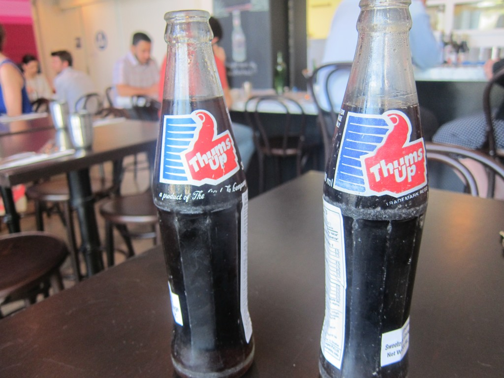 Two Thums Up!