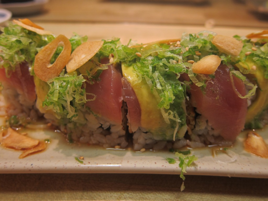 Special Albacore Roll