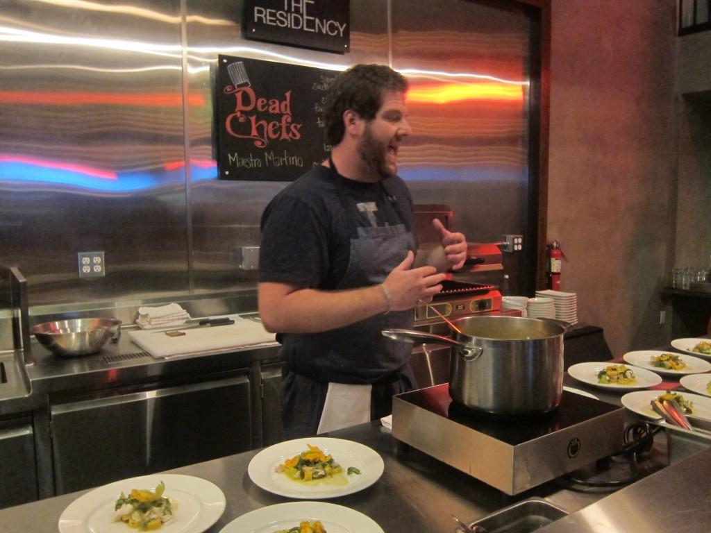 Chef Micah Wexler