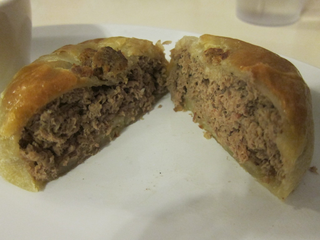 Beef Knish from Billy's Deli & Cafe