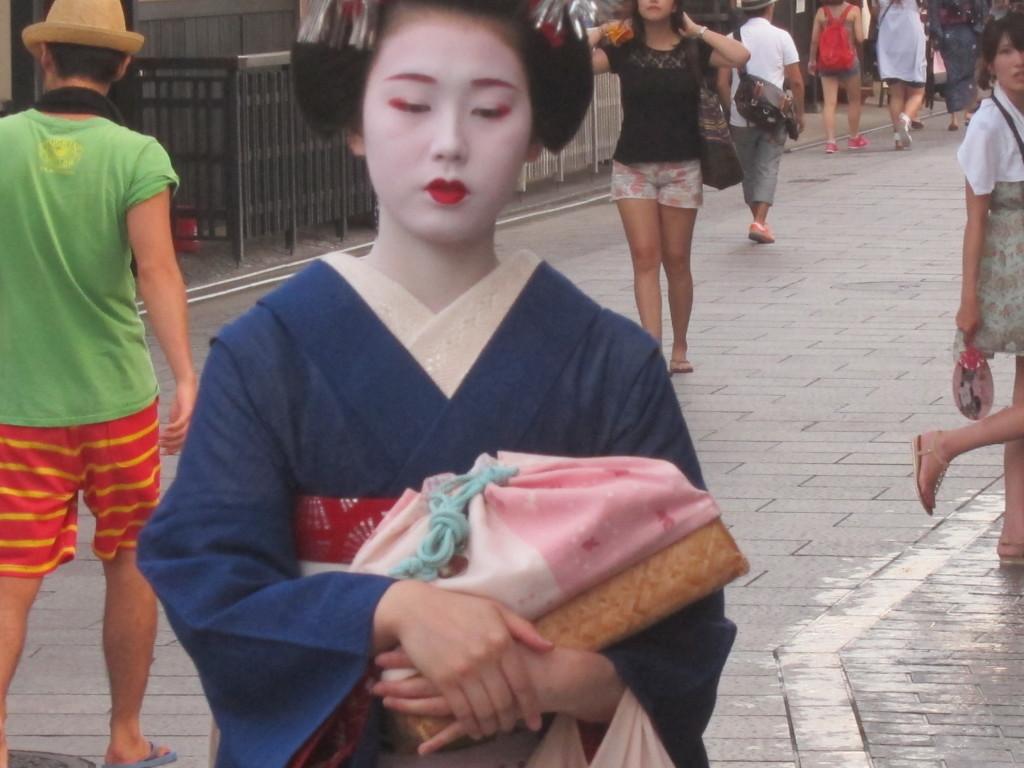 Geisha!