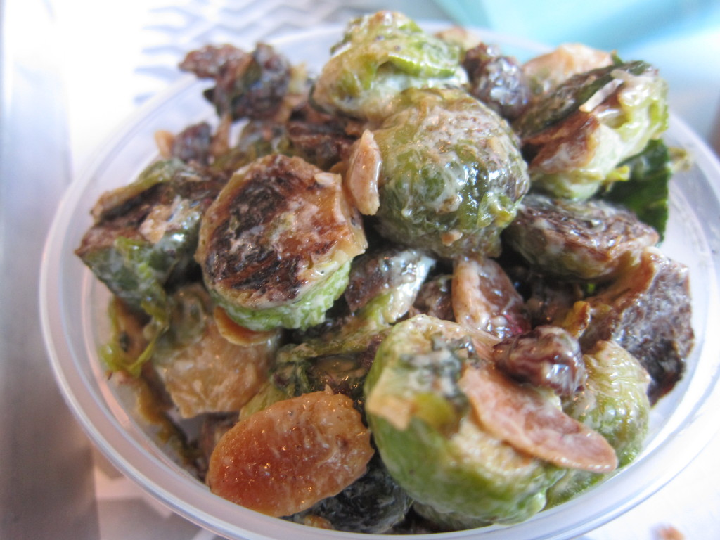 Brussels Sprouts Salas