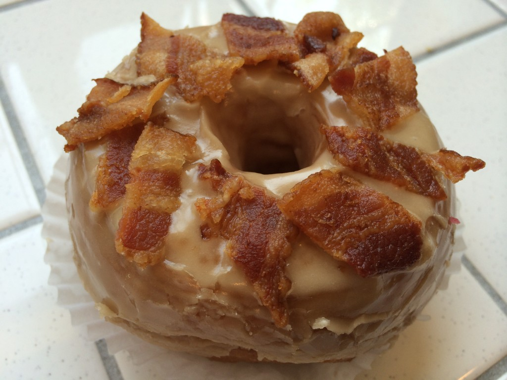 Maple Bacon Cronut from California Donuts