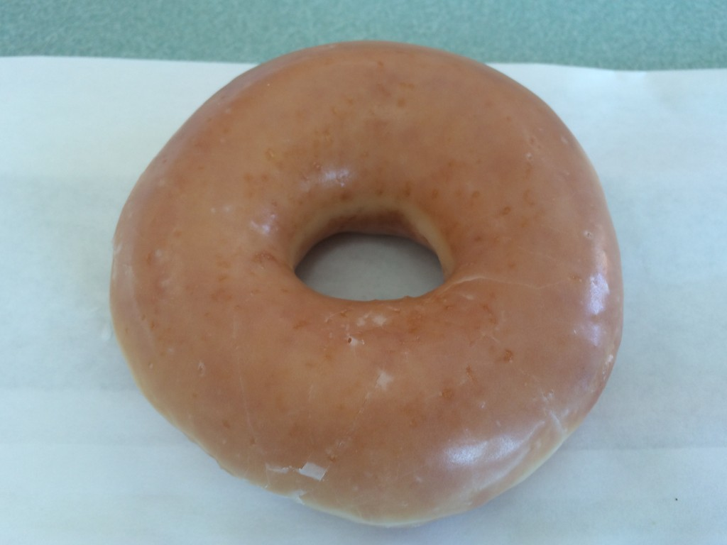 Original Glazed Doughnut from Krispy Kreme Doughnuts