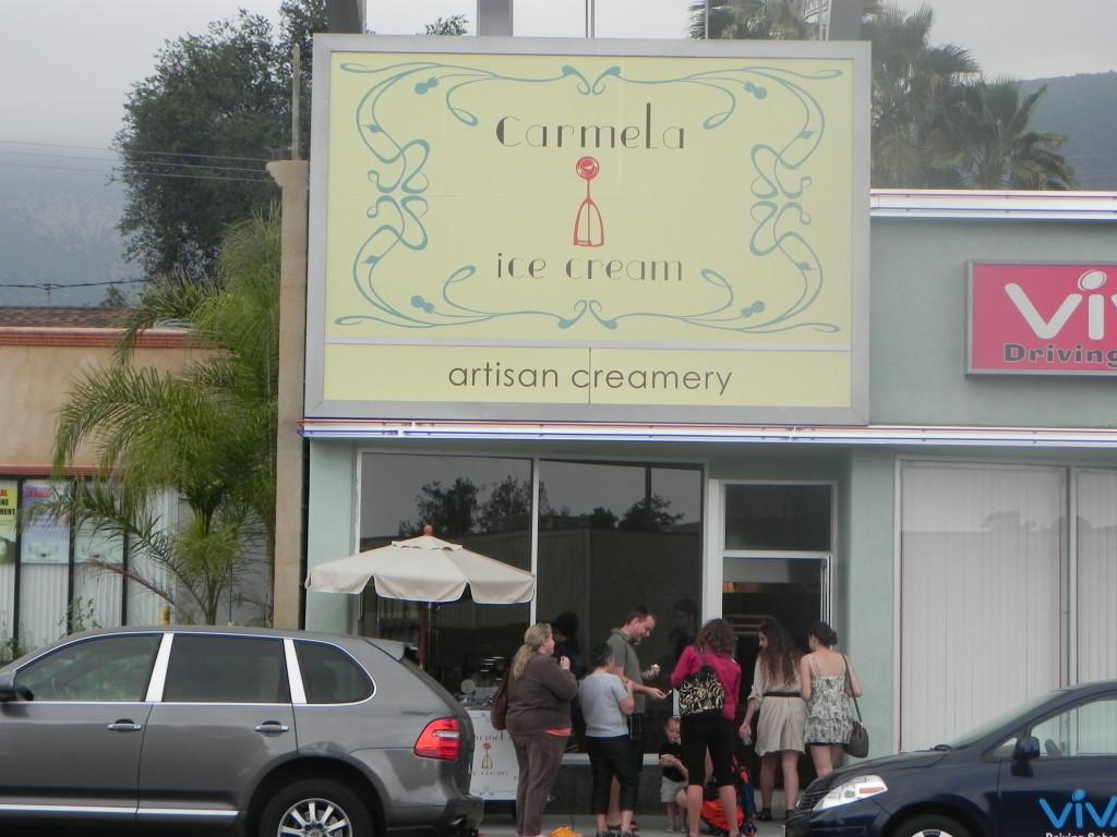 Carmela Ice Cream