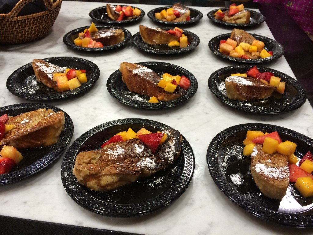 Mexican French Toast from Loteria Grill chef Jimmy Shaw