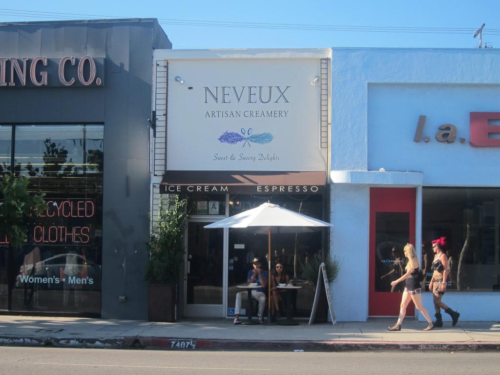 Neveux Artisan Creamery & Espresso Bar