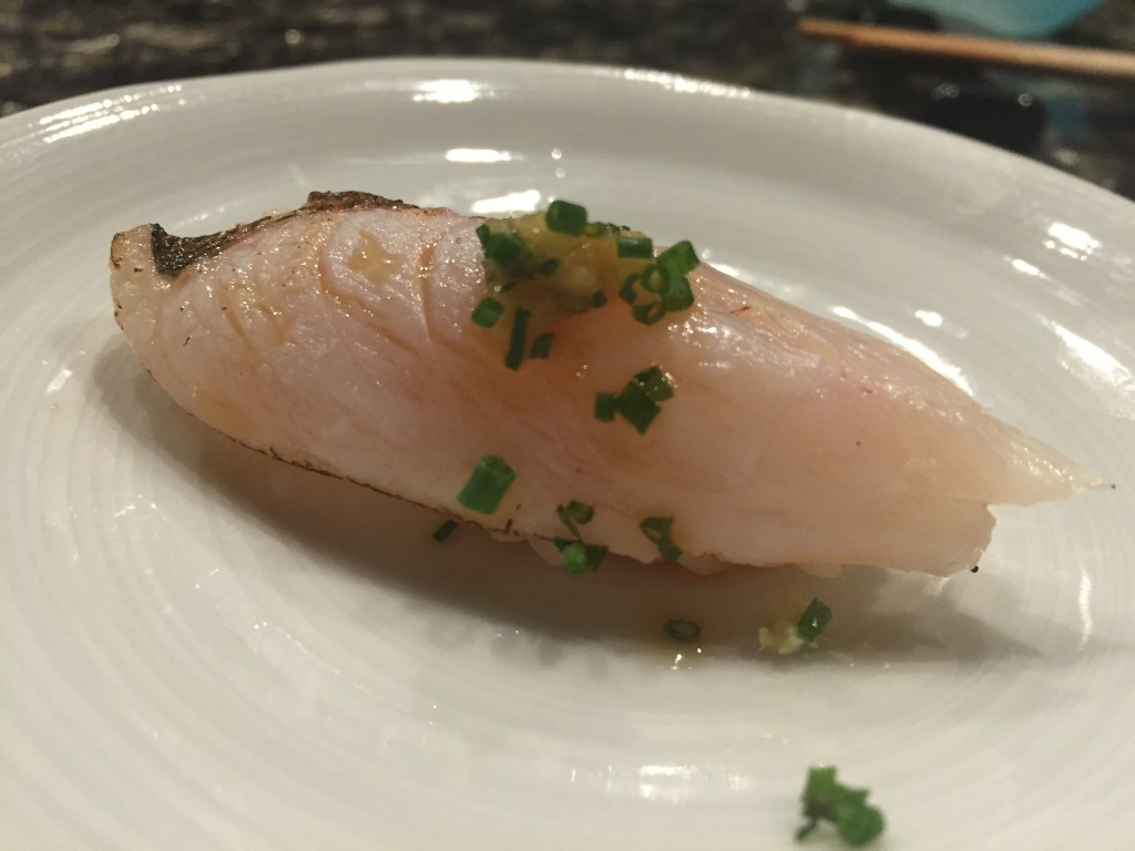 Japanese Barracuda Sushi