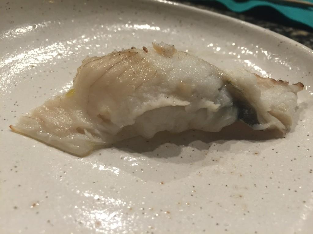 Sea Eel Sushi