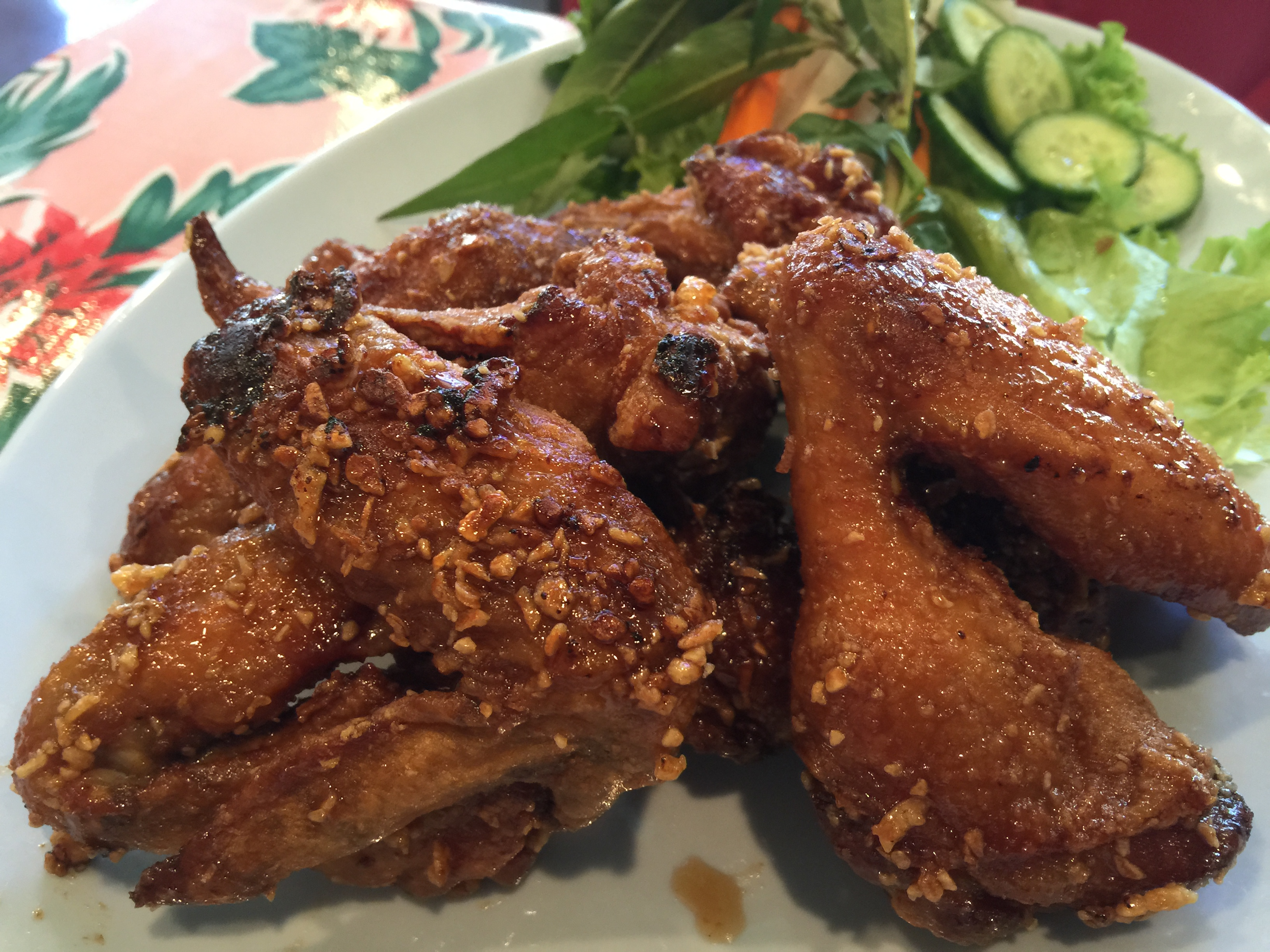 Pok Pok Wings (Vietnamese Fish Sauce Wings) Recipes — Dishmaps