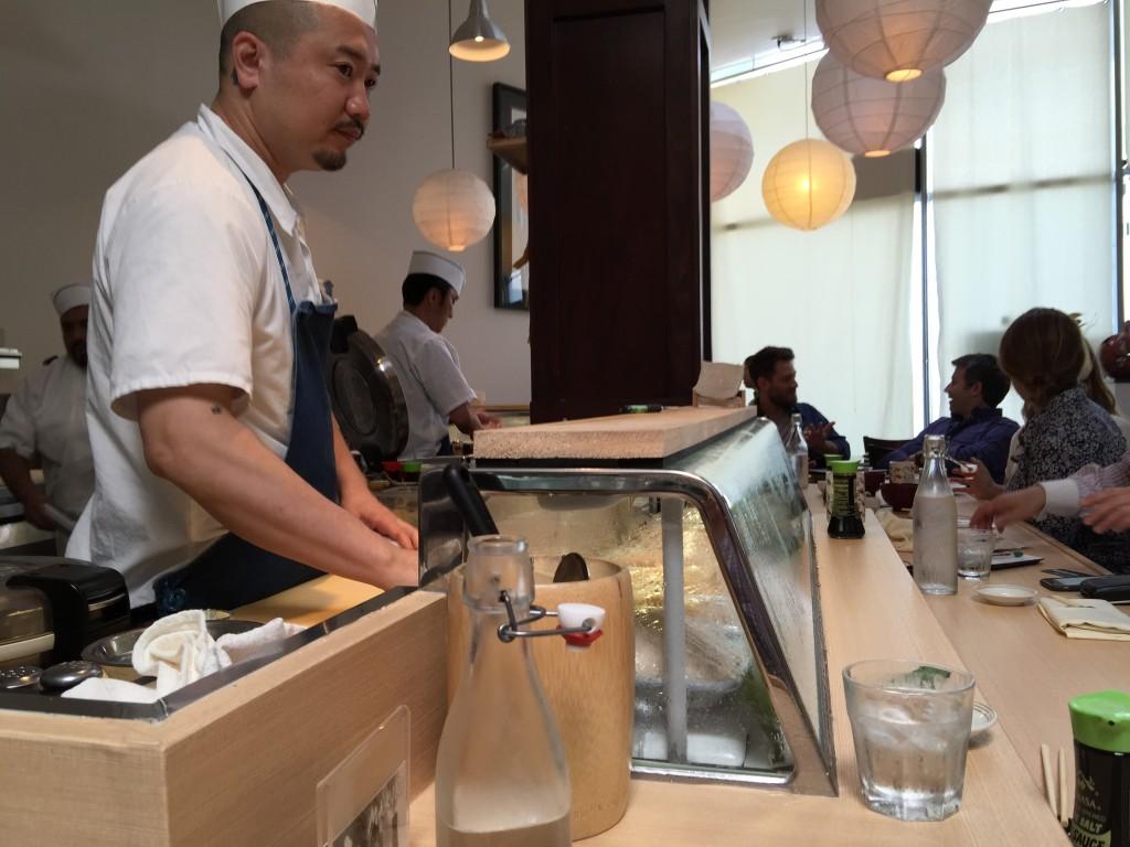 Head Sushi Genius Ei Hiroyoshi