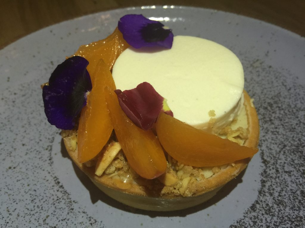 Vanilla, Apricot and Orange Tart