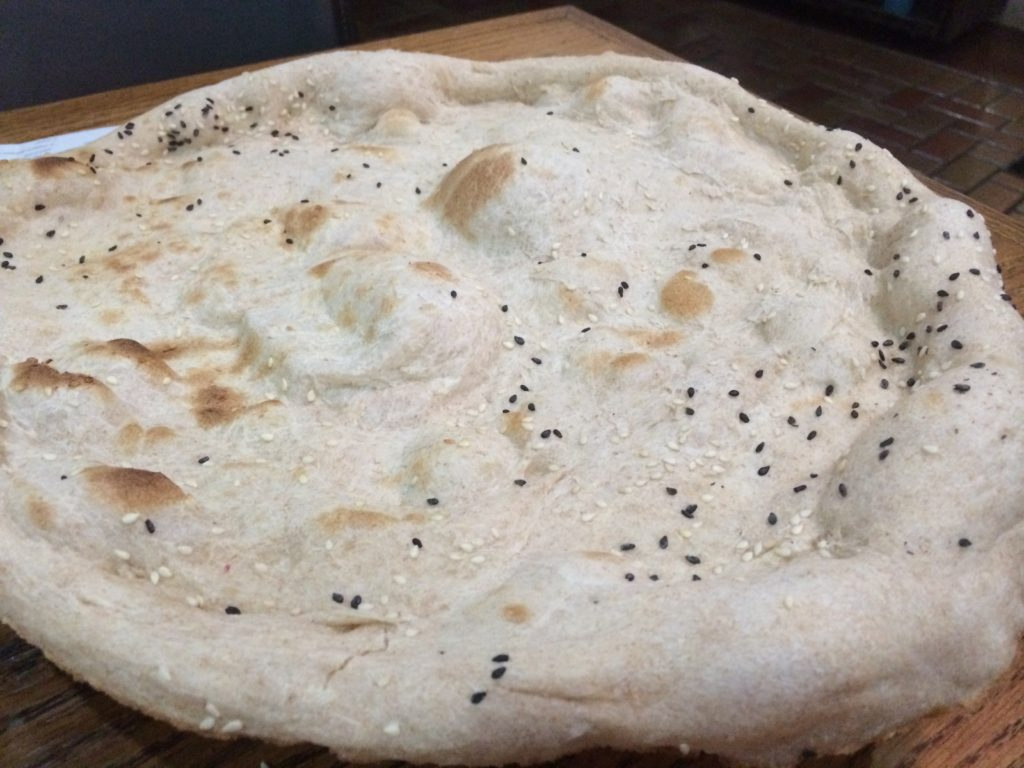 Laffa Bread from Izhak Hagadol