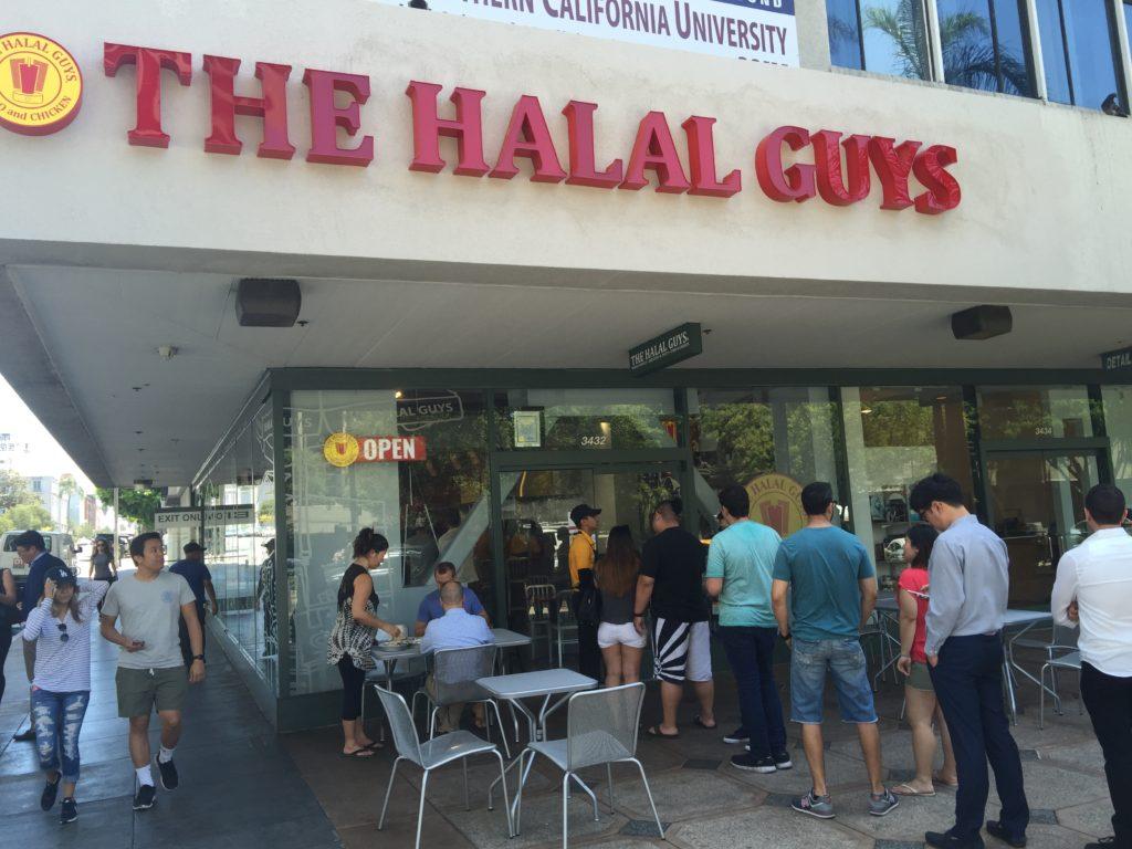 Halal Guys Koreatown