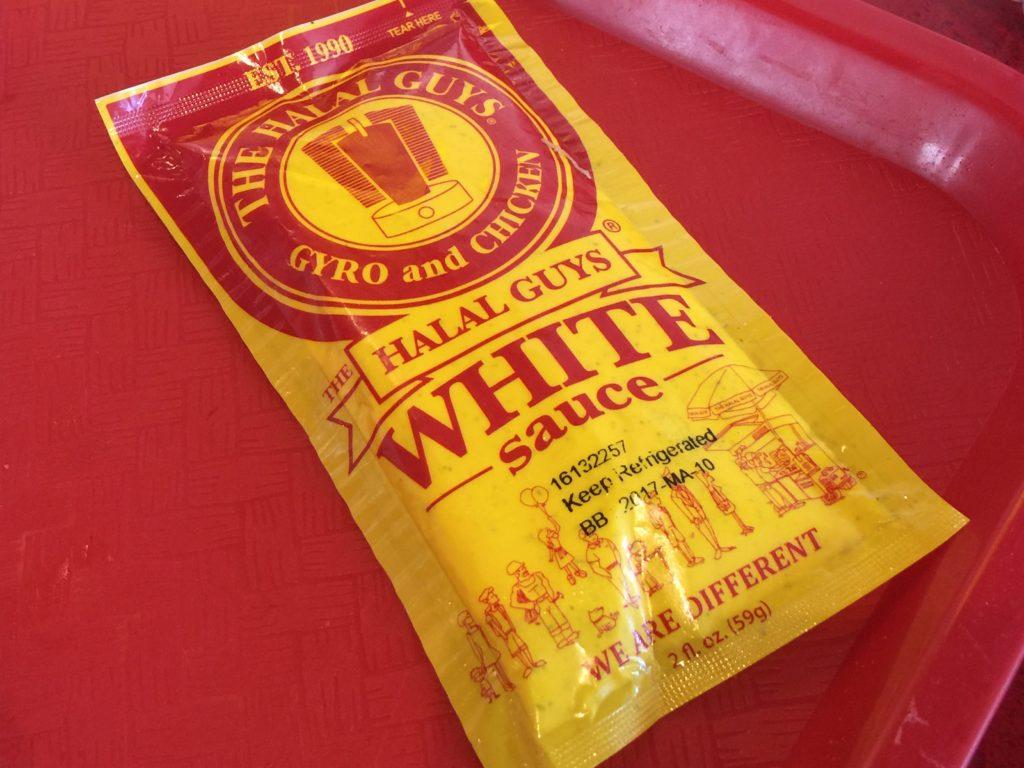Famous White Sauce